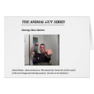 Animal Guy Series Card