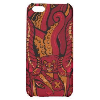 Animal Hat iPhone 5C Cases