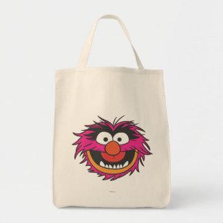 Animal Head Tote Bags