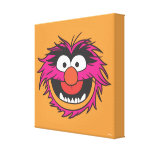 Animal Head Canvas Print