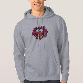 Animal Head Hoodie