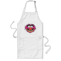 Animal Head Long Apron