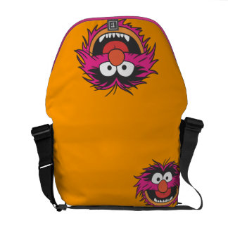 Animal Head Courier Bags