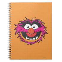 Animal Head Notebook