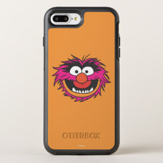 Animal Head OtterBox Symmetry iPhone 8 Plus/7 Plus Case