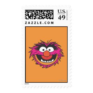 Animal Head Stamp
