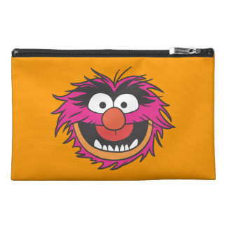 Animal Head Travel Accessory Bag