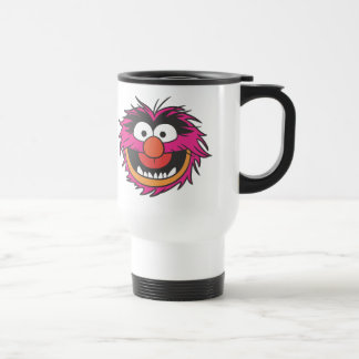 Animal Head Travel Mug