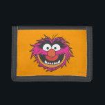 "Animal Head Tri-fold Wallet<br><div class=""desc"">Muppets - Animal</div>"