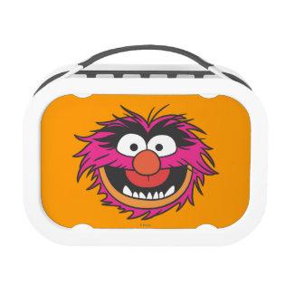 Animal Head Yubo Lunchbox