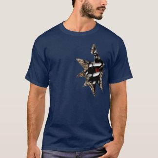 Animal Heart Dark T shirt