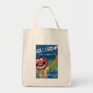 Animal - Hollywood, California Poster Bag