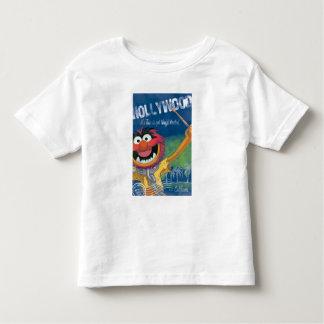 Animal - Hollywood, California Poster Tee Shirt