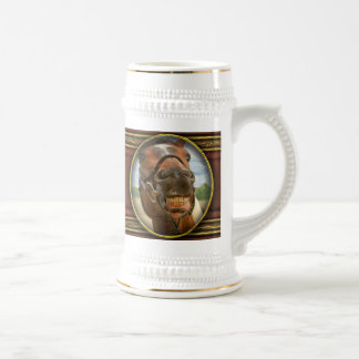Animal - Horse - I finally got my braces off Coffee Mugs