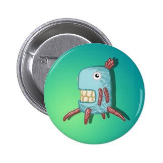 Animal imaginario pin