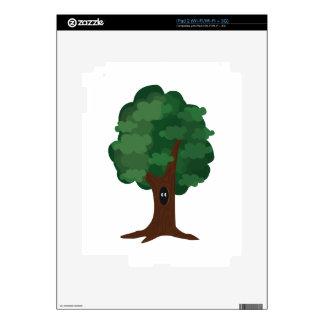 Animal In Tree iPad 2 Skin