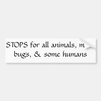 Animal, insect, bug lover sticker