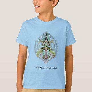 Animal Instinct - Baboon Bust graphic T-shirt