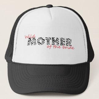 Animal Instinct Mother of the Bride Trucker Hat