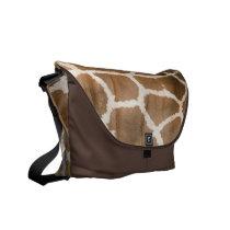 Animal Instincts Courier Bag