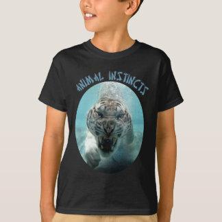 ANIMAL INSTINCTS LOGO T-Shirt