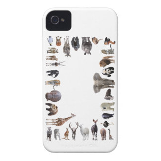 Animal iPhone 4 Cover