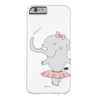 Animal iPhone 6 case -- elephant