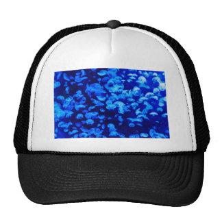 animal Jelly Fish Water Blue Trucker Hat