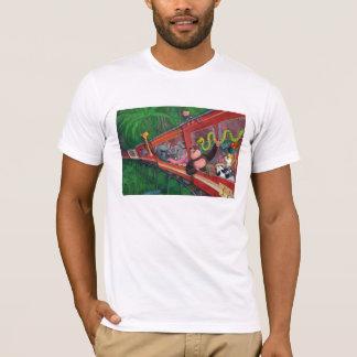 Animal Jungle Train T-Shirt