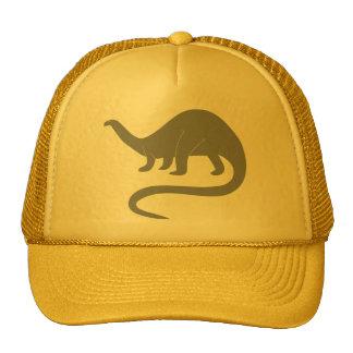 Animal jurásico de la ciencia del Brachiosaurus de Gorras De Camionero