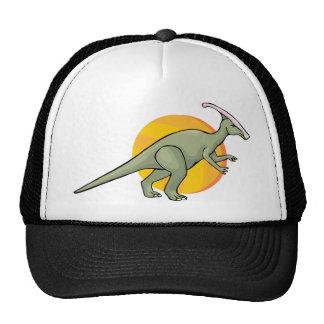 Animal jurásico del arte del Reptilia de los dinos Gorros