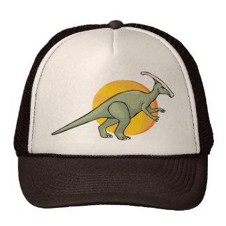 Animal jurásico del arte del Reptilia de los dinos Gorras