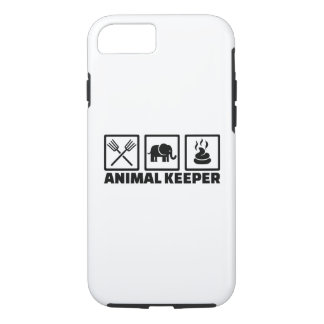 Animal keeper iPhone 8/7 case