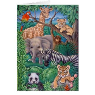 Animal Kingdom Card