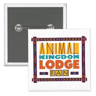 Animal Kingdom Lodge Fan Button
