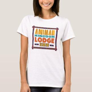 Animal Kingdom Lodge Fan Women's Tee Shirt