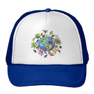 Animal Kingdom Trucker Hat