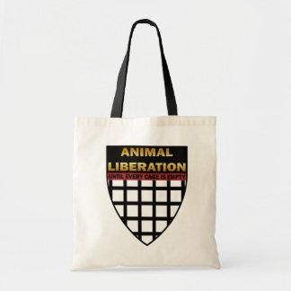 ANIMAL LIBERATION BUDGET TOTE BAG