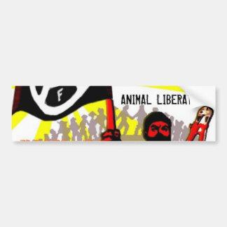 Animal Liberation Bumper Sticker