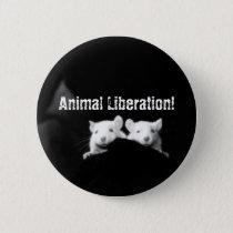 Animal Liberation! Button