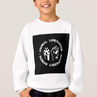 Animal Liberation Human Liberation Sweatshirt