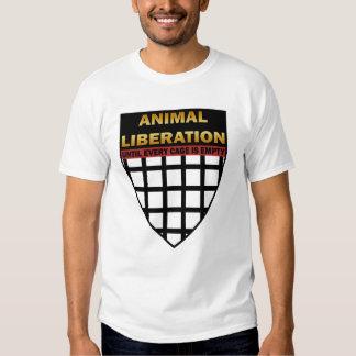 ANIMAL LIBERATION TEES