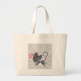 Animal lindo del dibujo animado del mamífero de lo bolsas de mano