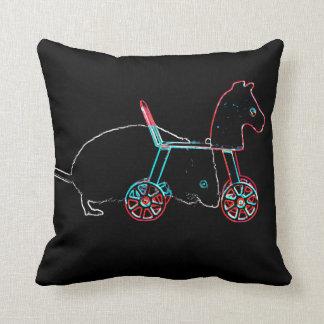animal lindo del ratón del esquema del juguete almohadas