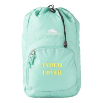 animal lover bookbag high sierra backpack