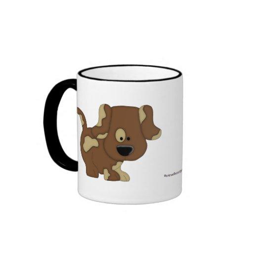 Animal Lover-Cute Puppy Mugs
