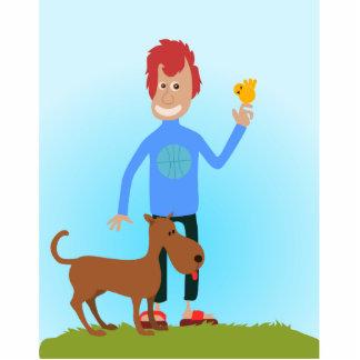 Animal Lover Cutout