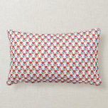 Animal Lover_Heart-Paw_Little Hearts pattern Throw Pillows