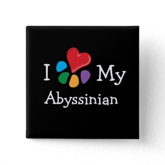 Animal Lover_I Heart My Abyssinian v.2 button