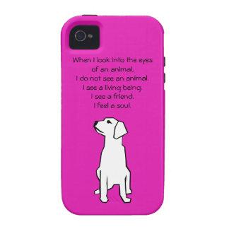 Animal Lover iPhone 4 Case
